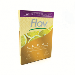 CBD Lemon 100mg - Chocolate...
