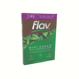 CBD Mint Cookie 100mg -...