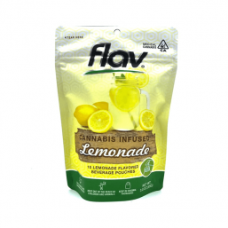 THC Lemonade 100mg - 10 pack