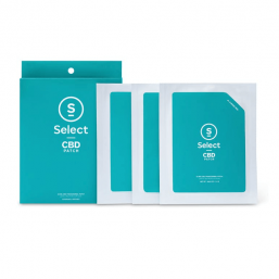 Select CBD Patch - 20mg, 3...