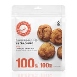 1:1 CBD Churro - 200mg
