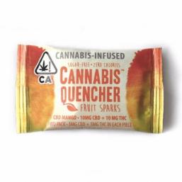1:1 CBD Mango Quencher