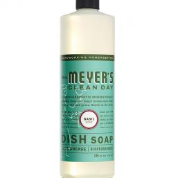 Basil Dish Soap