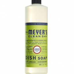 Lemon Verbena Dish Soap