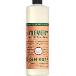 Geranium Dish Soap