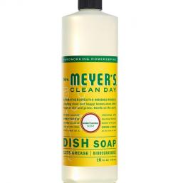 Honeysuckle Dish Soap