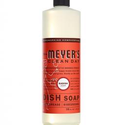 Radish Dish Soap