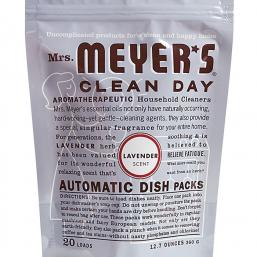 Lavender Automatic Dish Packs