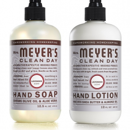 Lavender Hand Care Basics Set