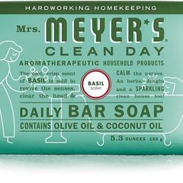 Basil Daily Bar Soap