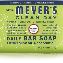 Lemon Verbena Daily Bar Soap