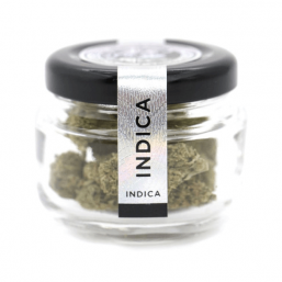 Lowell Indica Flower | 1/8...