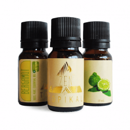 Bergamot Essential oils +...