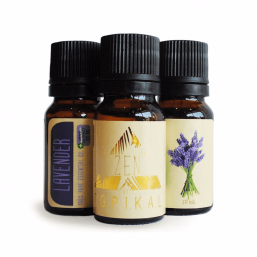 Lavender Essential Oil +...