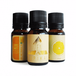 Lemon Essential Oil + 100mg...