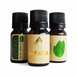Peppermint Essential Oil +...