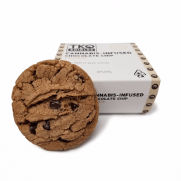 TKO Edibles Chocolate Chip...