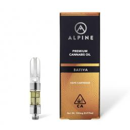 Alpine Super Silver Haze...