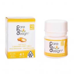 4:1 CBD/THC - 30 Soft Gels
