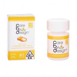 4:1 CBD/THC - 10 Soft Gels