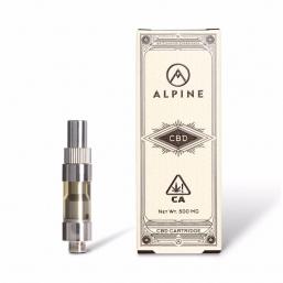 Alpine CBD Premium Cannabis...