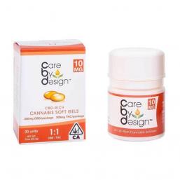 1:1 CBD/THC - 30 Soft Gels