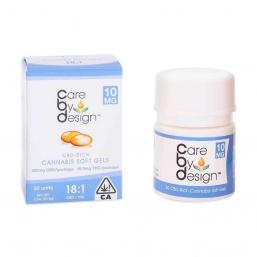 18:1 CBD/THC - 30 Soft Gels