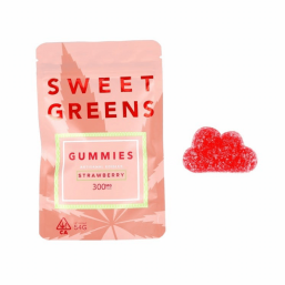 GUMMIES - STRAWBERRY 300 MG