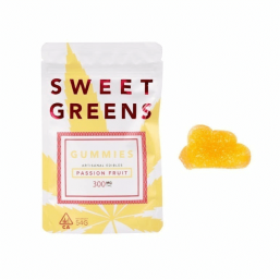 GUMMIES - PASSIONFRUIT 300 MG