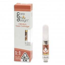 CBD 1:1 THC | Care by Design