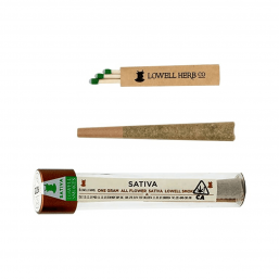 Sativa - 1g Individual...