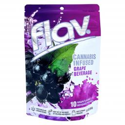 Flav THC Grape Beverage |...