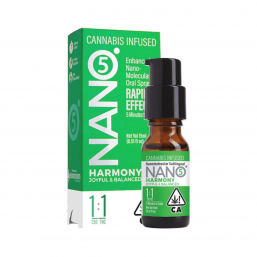 Harmony 1:1 CBD/THC...