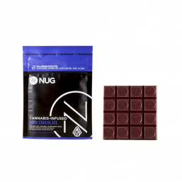 Dark Chocolate Bar by NUG |...