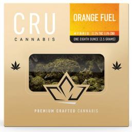 Orange Fuel | Hybrid | 3500mg
