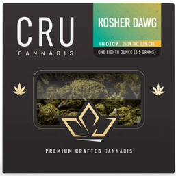 Kosher Dawg | Indica | 3500mg