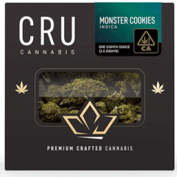 Monster Cookies | Indica |...