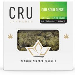 CRU Sour Diesel | Sativa |...