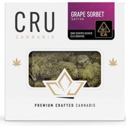 Grape Sorbet | Sativa | 3500mg