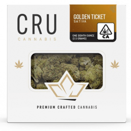 Golden Ticket | Sativa |...
