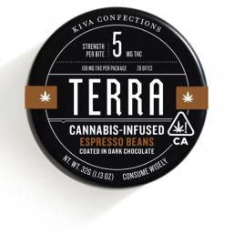 Terra Espresso Bites 100mg