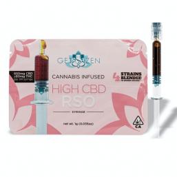 RSO High CBD by Get Zen