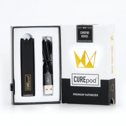 Black CUREpod Battery by...