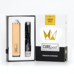 Gold CUREpod Battery by...