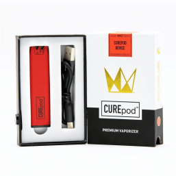 Red CUREpod Battery by West...