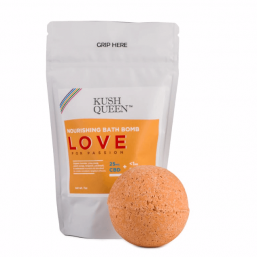 Love CBD Bath Bomb 25mg
