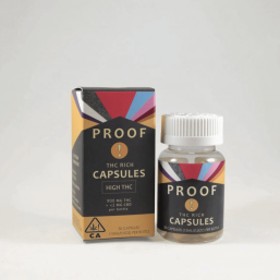 Proof THC-Rich Capsules
