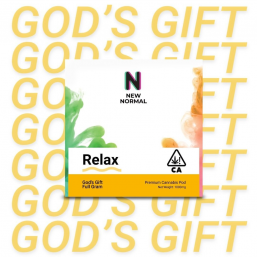 Relax THC Pod by New Normal