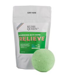 Relieve Bath Bomb Pure CBD...