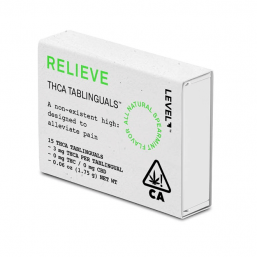 RELIEVE Tablingual 45mg THCa